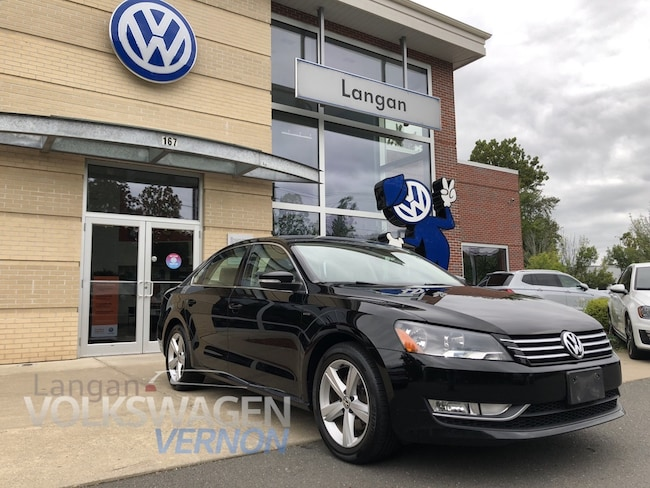 2015 Volkswagen Passat 1.8T Limited Edition w/PZEV Sedan