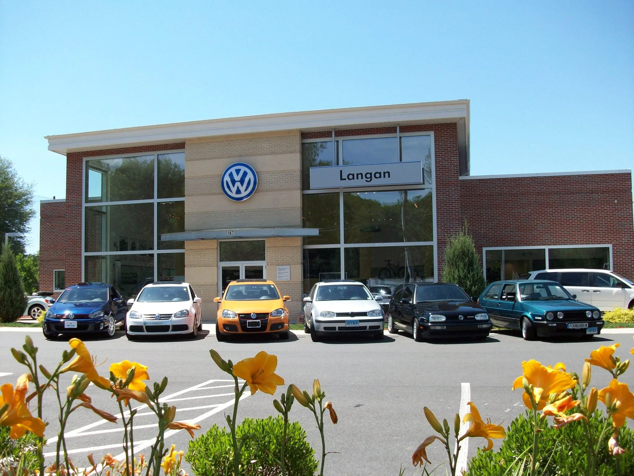 Langan Volkswagen Of Vernon Llc Vw Dealership In Vernon Ct
