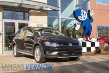 2017 Volkswagen Golf Alltrack TSI SE 4MOTION Wagon