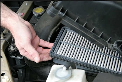 Breathe Clearly with a New Cabin Filter