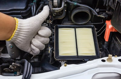 Protect your Engine with a New Engine Air Filter