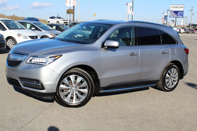 2016 Acura MDX SH/AWD/Ensemble Navigation VUS