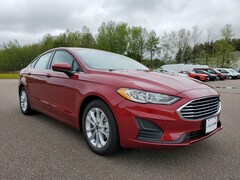 New Ford models for sale 2019 Ford Fusion SE Sedan in Antigo, WI