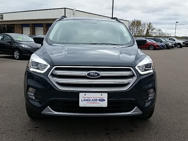 New  2019 Ford Escape SEL SUV for sale in Antigo WI