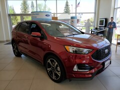 New Ford models for sale 2019 Ford Edge ST Crossover in Antigo, WI