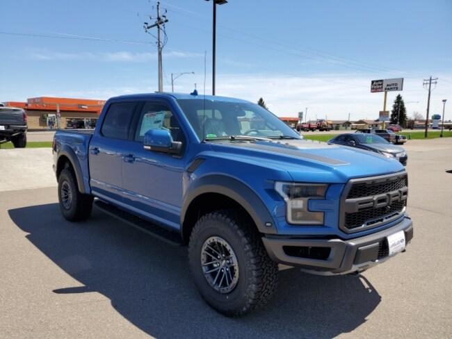 New  2019 Ford F-150 Raptor Truck for sale in Antigo WI