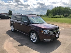 New Ford models for sale 2019 Ford Flex SEL Crossover in Antigo, WI