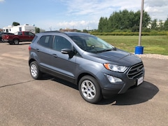 New Ford models for sale 2018 Ford EcoSport SE Crossover in Antigo, WI