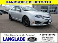 Bargain Vehicles for sale 2012 Ford Fusion SE Sedan in Antigo, WI