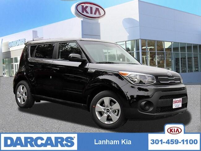 New 2019 Kia Soul Base Hatchback in Lanham, Maryland