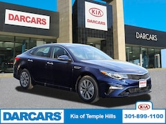 2019 Kia Optima LX 4cyl A/T Sedan