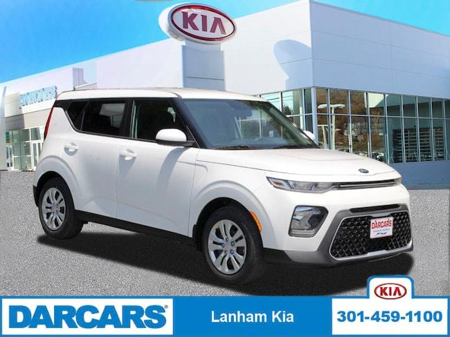 New 2020 Kia Soul LX Hatchback in Lanham, Maryland