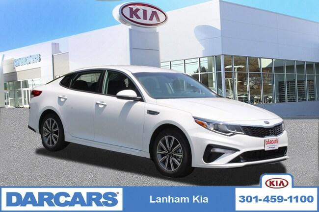 New 2019 Kia Optima LX Sedan in Lanham, Maryland