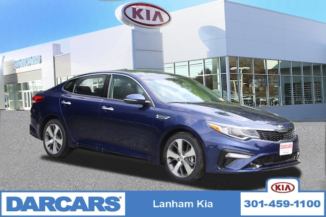 New 2019 Kia Optima S Sedan in Lanham, Maryland