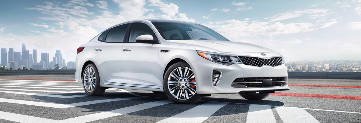 2020 Kia Optima SX Sedan