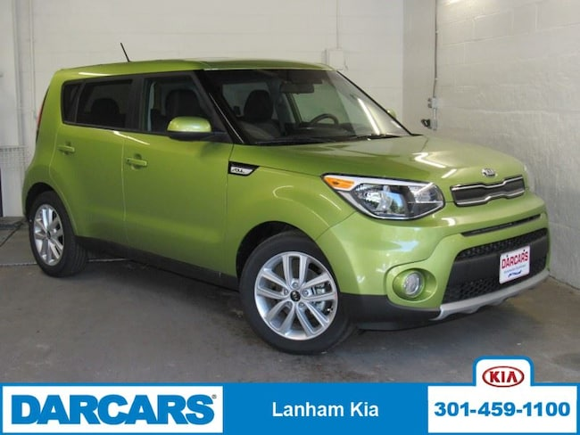 New 2019 Kia Soul + Hatchback in Lanham, Maryland