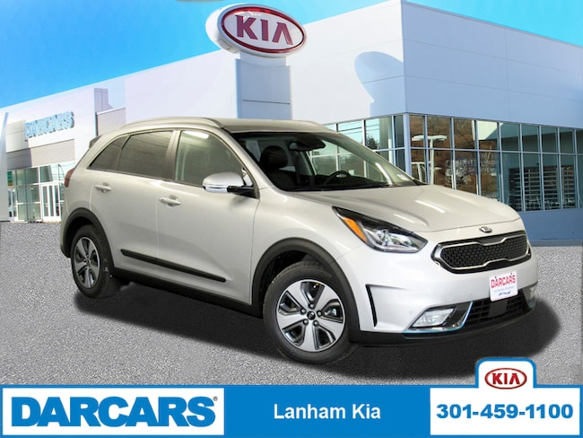 New 2019 Kia Niro Plug-In Hybrid EX Premium SUV in Lanham, Maryland