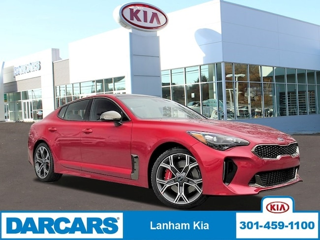 New 2018 Kia Stinger GT2 Sedan in Lanham, Maryland