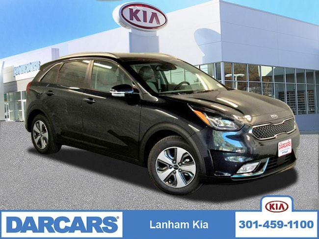 New 2019 Kia Niro Plug-In Hybrid SUV in Lanham, Maryland