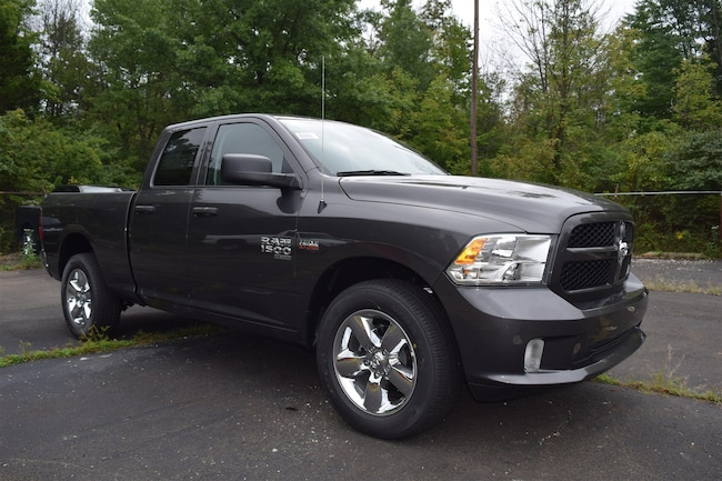 New 2019 Ram 1500 CLASSIC EXPRESS QUAD CAB 4X4 6'4 BOX Quad Cab in Lansdale, PA