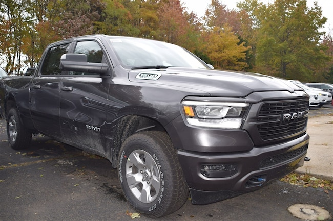 New 2019 Ram 1500 BIG HORN / LONE STAR CREW CAB 4X4 6'4 BOX Crew Cab in Lansdale, PA