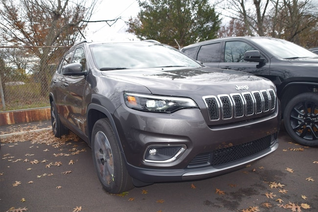 New 2019 Jeep Cherokee LIMITED 4X4 Sport Utility in Lansdale, PA