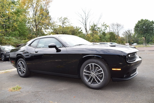 New 2019 Dodge Challenger SXT AWD Coupe in Lansdale, PA