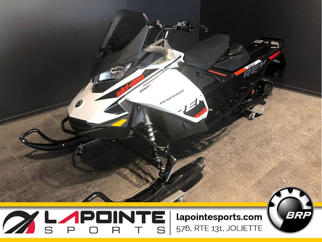 2019 SKI-DOO Renegade Adrenaline 600R E-TEC