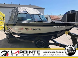 2018 ALUMACRAFT Trophy 185 Sport
