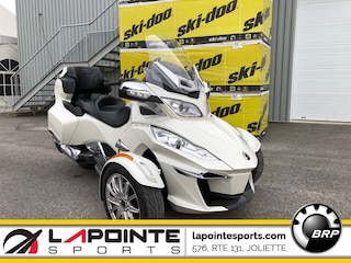 2015 CAN-AM Spyder RT SE6 Limited