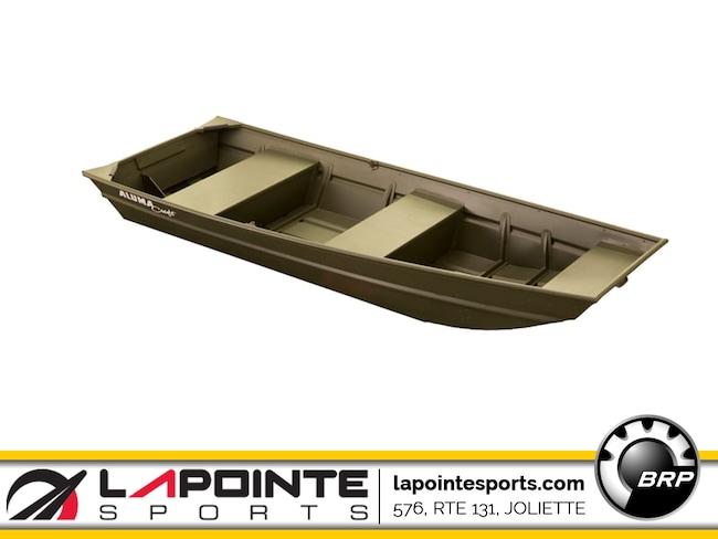 2017 ALUMACRAFT Chaloupe Jon Boat 1036