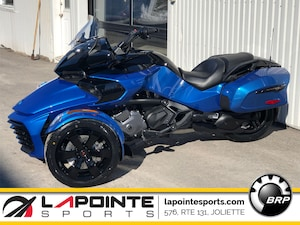 2019 CAN-AM Spyder F3-T SE6
