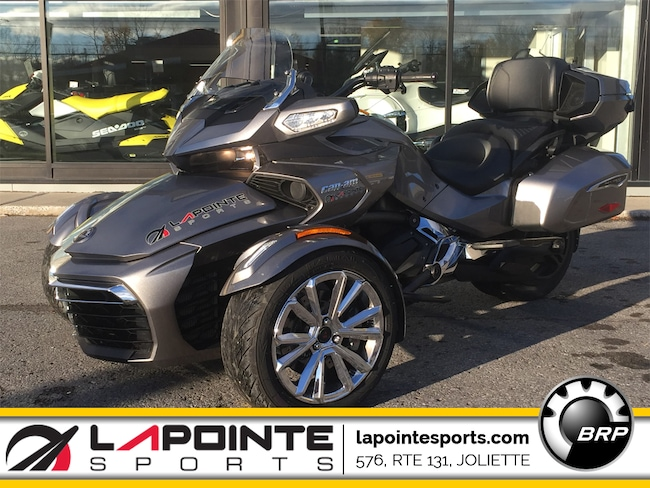 2017 CAN-AM Spyder F3 SE6 Limited