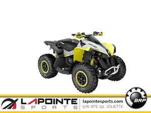 2019 CAN-AM Renegade 850 X XC