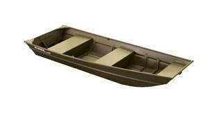 2018 ALUMACRAFT Chaloupe Jon Boat 1236