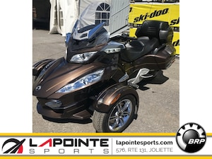 2012 CAN-AM Spyder RT Limited