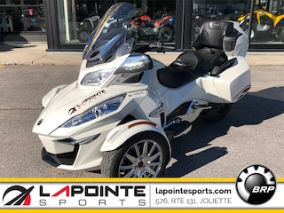 2018 CAN-AM Spyder RT  Limited SE6 Chrome