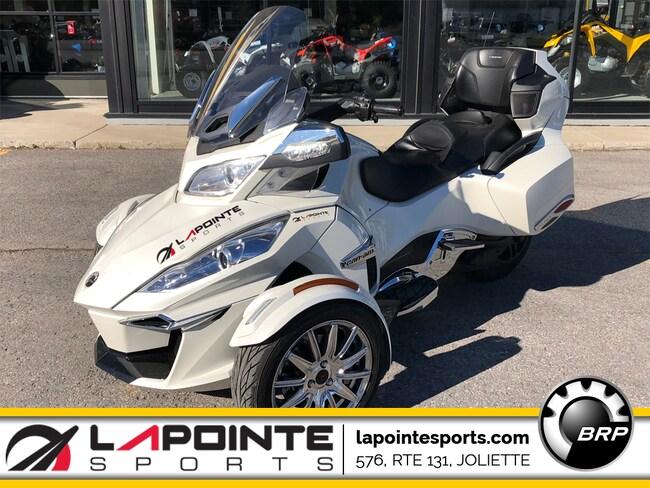 2018 CAN-AM Spyder RT  Limited SE6 Chrome