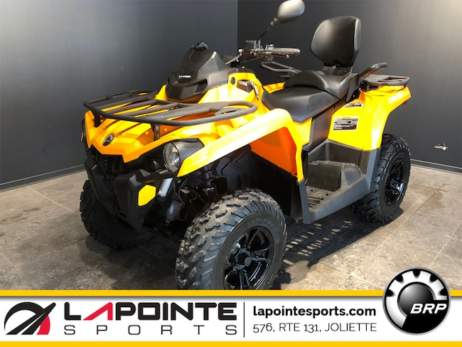 2018 CAN-AM Outlander Max DPS 570