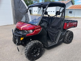 2018 CAN-AM Defender XT HD8 800