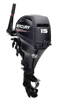 2018 MERCURY FourStroke 15 CV