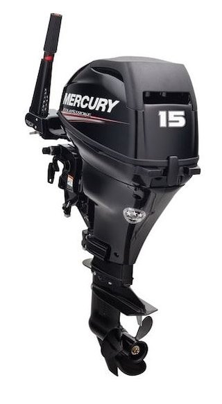 2018 MERCURY FourStroke 15 CV