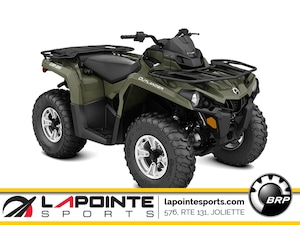 2019 CAN-AM Outlander 570 DPS
