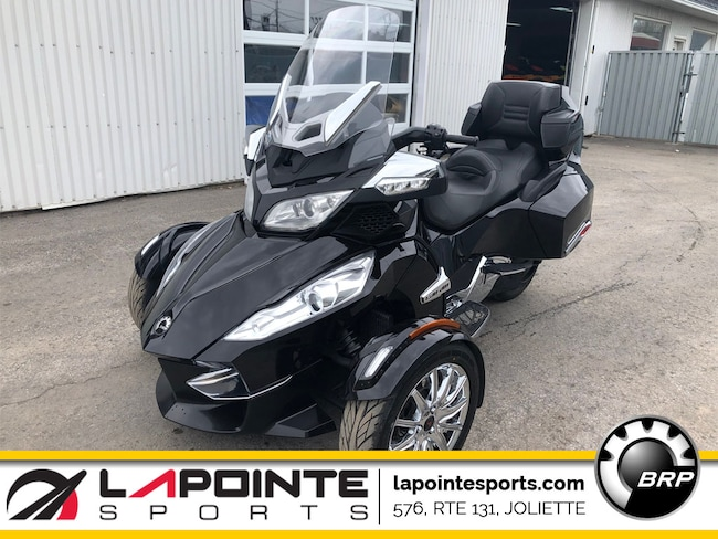 2013 CAN-AM Spyder RT SE5 Limited
