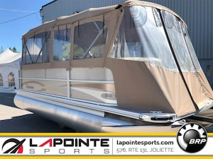 2016 Premier Marine Ponton Sunspree 200 -