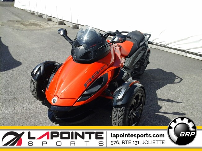 2016 CAN-AM Spyder RS-S SE5