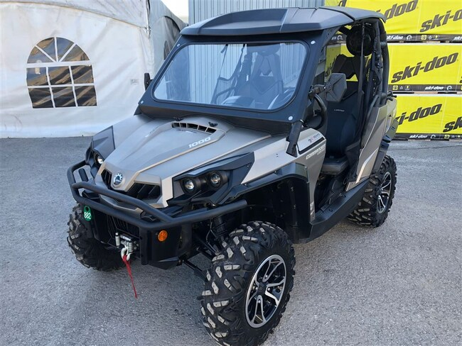 2015 CAN-AM Commander 1000 Limited