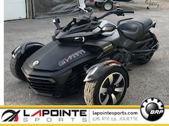 2018 CAN-AM Spyder  F3-S SE6