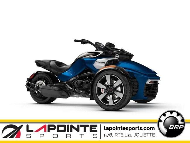 2018 CAN-AM Spyder  F3-S SE6