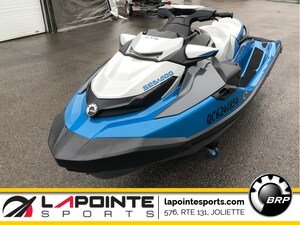 2018 Sea-Doo/BRP GTX 155 AUDIO
